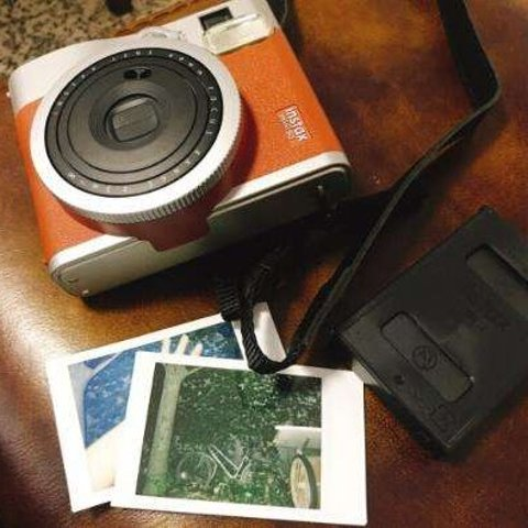 5折起 生活由它记录Fujifilm富士、宝丽来 拍立得相机年中热促