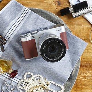 $299.95 无税包邮Fujifilm X-A3 无反相机16-50mm套机