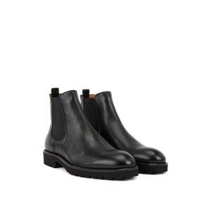 Hugo Boss男士切尔西短靴