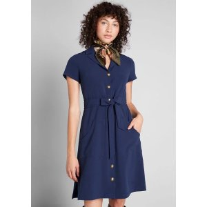 ModClothLed to Achieve Shirt Dress