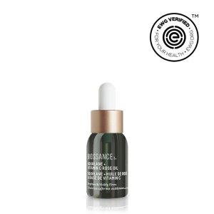 Squalane + Vitamin C Rose Oil - 12ml (Travel size)