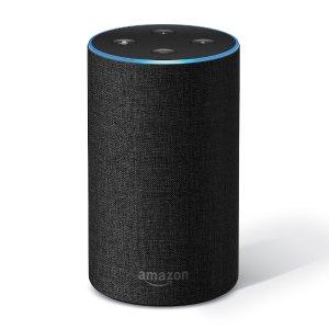 $69 +  $15 Kohl's礼券黒五价:Amazon Echo 2代智能音箱