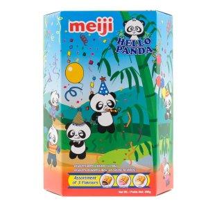 Meiji熊猫饼干