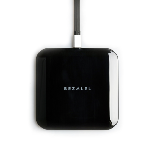 $25.99 BEZALEL 10W Wireless Charger Qi Certified, Futura X Ultra-Thin Minimalist Charging Pad