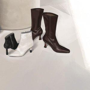 低至3折Charles & Keith 美鞋专区 收秋冬美靴、乐福鞋 好看还不贵