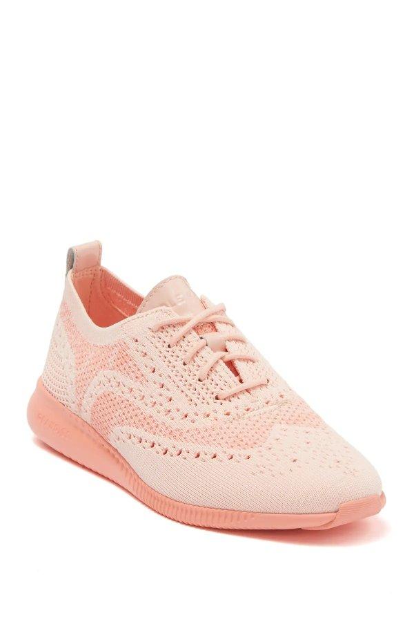 Zerogrand 樱花粉运动鞋