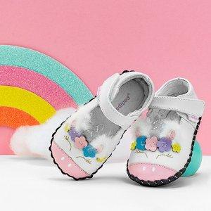 第二双5折 折扣区也参加最后一天:PediPed Footwear 童鞋官网 全场童鞋热卖