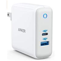 ANKER PowerPort Atom III 60W PIQ 3.0&GaN Tech 充电头