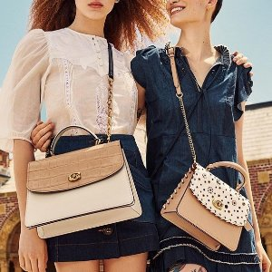 Up to 30% OffDealmoon Exclusive: Coach Parker Bags