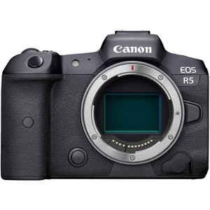 CanonEOS R5 Body Only Full Frame Mirrorless Camera