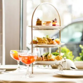 Extra 25% Off Three-Course $36 for TwoLos Angeles Instafamous Chado Tea Room High Tea Sale