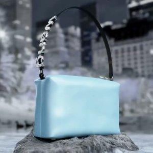 $395 Get Heiress Satin PouchNew Arrivals: Alexander Wang Bag Clothing Hot Pick