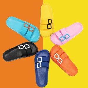 4.5折 $5.85起ODOUK 儿童可爱凉拖鞋,多色选