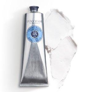 L'Occitane满$70减$30乳木果护手霜