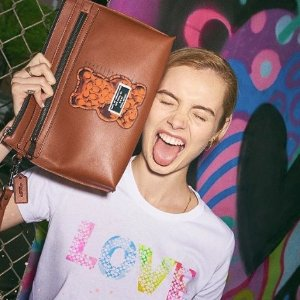 New In!The Graffiti Collection @ Coach