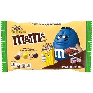 M&M'S 牛奶巧克力爆米花 7.4oz