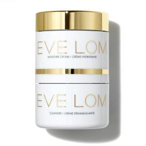 Begin & End Dual Pack: Cleanser & Moisture Cream