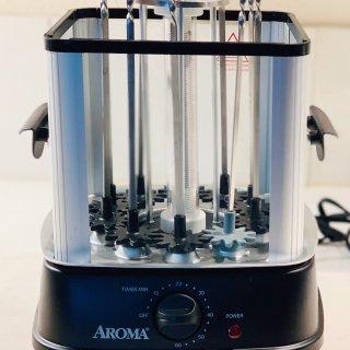 深度测评AROMA全自动烤串机 | 准备好跟我一起撸串了吗?