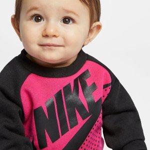 $7.18起包邮即将截止:Nike官网 儿童促销服饰、鞋履额外8折热卖