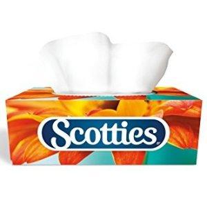 Scotties Original 2层面巾纸 126张