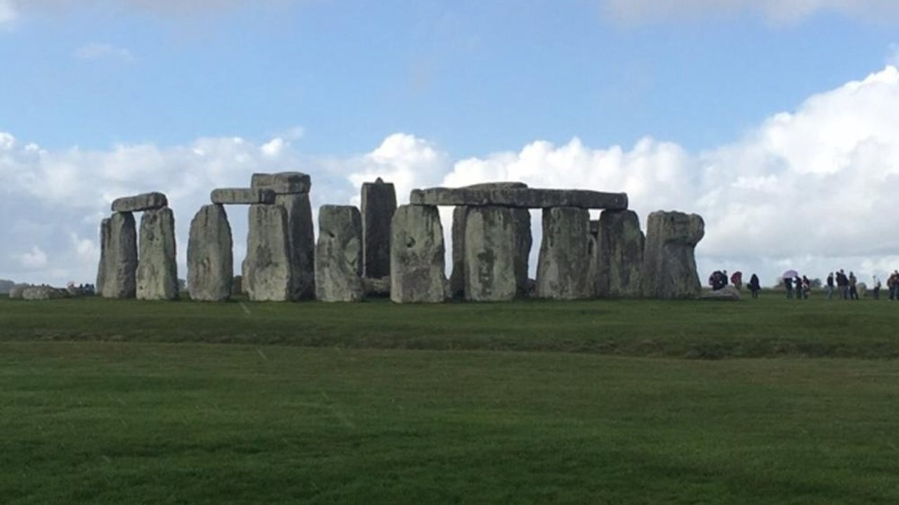 闺蜜相聚一刻,英国怀旧文化之旅