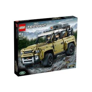 Lego跑车系列-路虎