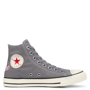 Converse 彩虹logo帆布鞋