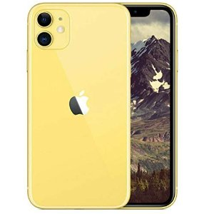 Apple全系降价iPhone 11 Yellow 64GB