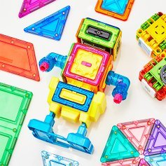 Ending Soon: Up to 40% Off+Free ShippingMagformers Toys Sale @ Zulily