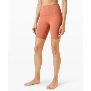 LululemonAlign高腰短裤 8