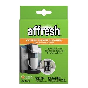 $3.94Affresh 咖啡机清洁片