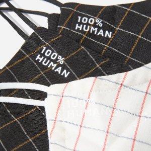 低至4.7折 三只装$12Everlane 可循环使用纯棉口罩 $12收3只装100%纯棉制造