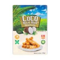 泰国COCO 香脆椰子卷 原味 100g
