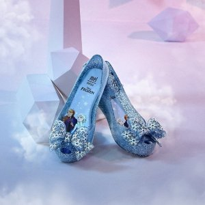 Up to 37% Off + FSmini melissa Kids' Shoes Sale