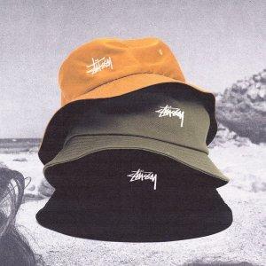 满额立享7折 工装外套 $118最后一天:Stussy 平价潮服热卖 香芋紫针织帽 logoT恤$27
