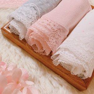 5/$29.9 or 10/$39 Cotton Panties @ Eve's Temptation