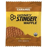HONEY STINGER 有机蜂蜜夹心华夫饼干 焦糖口味 16袋装