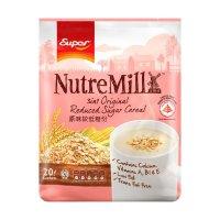 新加坡SUPER超级 超级三合一 低糖 原味麦片 27g x 20袋