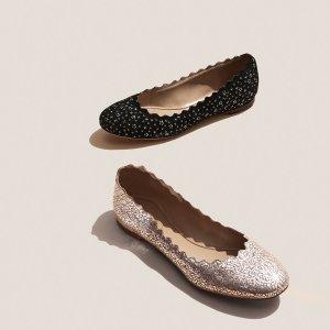 低至4折Chloe 花瓣鞋好价热卖