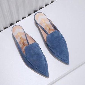 超高减$700 入手经典穆勒鞋Nicholas Kirkwood 美鞋热卖