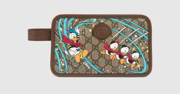 Disney x Gucci 化妆包