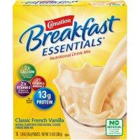 Carnation 法式香草早餐营养奶 1.26oz. 10包