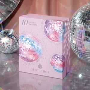 浪漫情人月  粉色少女心❤爆棚~独家:8月份惊喜Glossy Box又来啦~~快来和小编一起揭秘