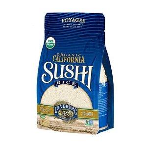 $5.09Lundberg 加州家族农场有机寿司用米 32oz
