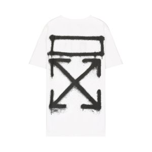 Off-White[LOWEST PRICE] - Spray Paint T-shirt