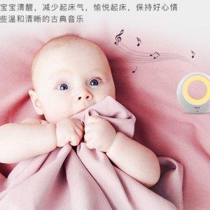 $99(原价$199)iBaby Air智能空气净化器+婴儿监护器
