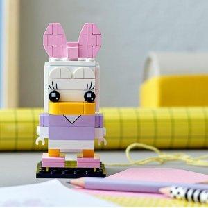 LegoDaisy鸭 40476 | 方头仔
