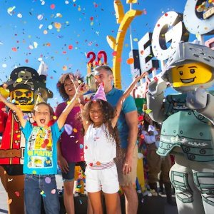 As low as $95LEGOLAND California Resort 1 or 2 Day Admission