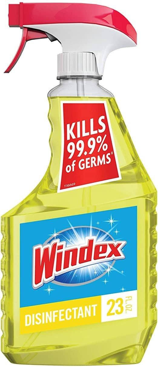多表面消毒清洁剂 23oz