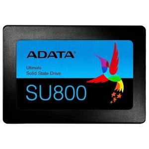 $49.99(原价$79.99)ADATA Ultimate SU800 512GB 3D NAND 2.5吋固态硬盘